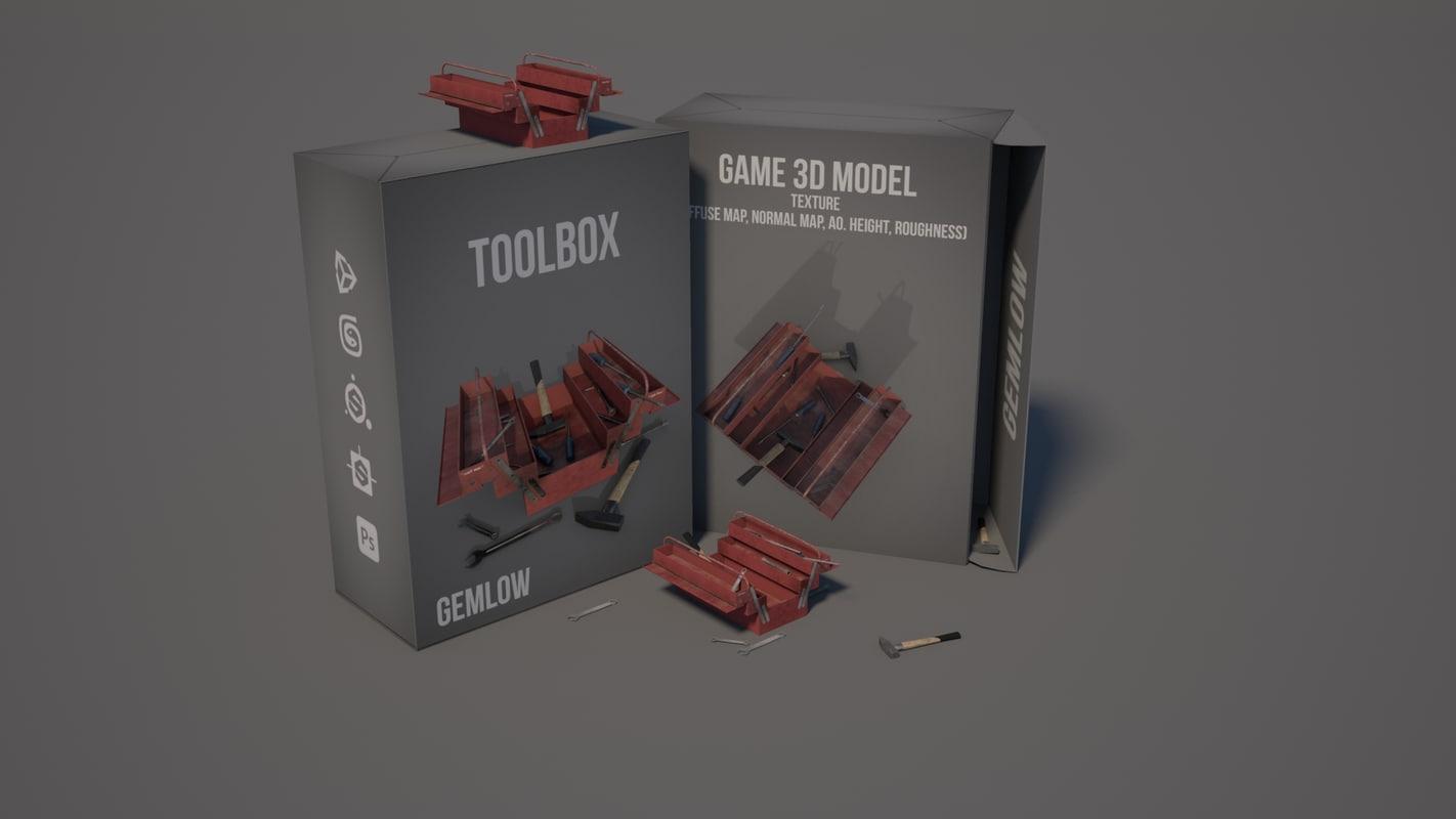 tools box model