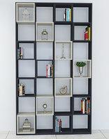 3D shelves model