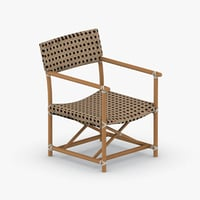 - chair stool 3D model