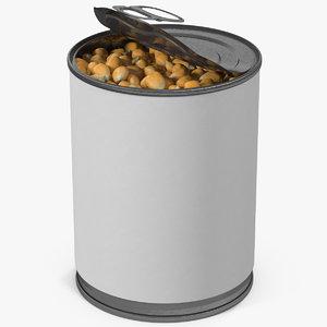 3D corn kernels 1