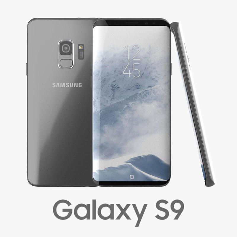 samsung galaxy s9 titan model