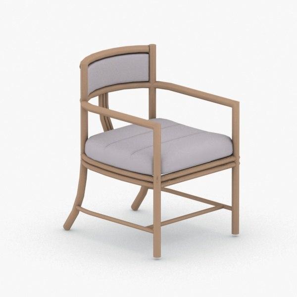3D model - chair stool