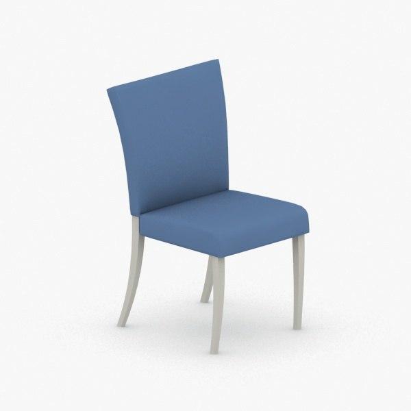 - chair stool 3D