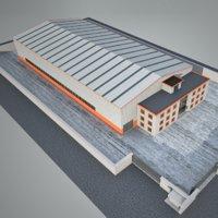 factory 4 3D