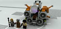 3D lego sw quad class