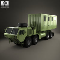 oshkosh m1120a4 load 3D model