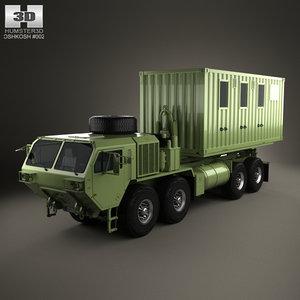 oshkosh m1120a4 load 3D model