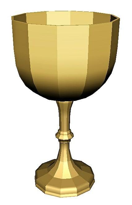 chalice 3D