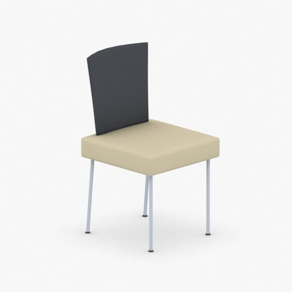 3D - chair stool