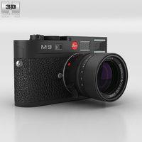 3D leica m9 m