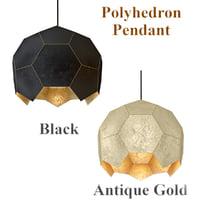 polyhedron pendant model