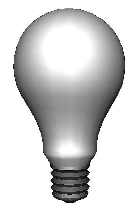 light bulb - old model