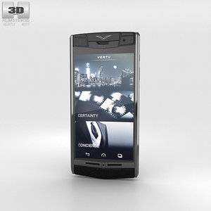 3D vertu signature touch