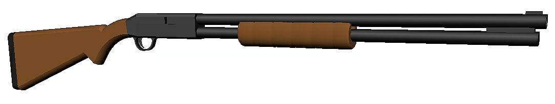 3D shotgun