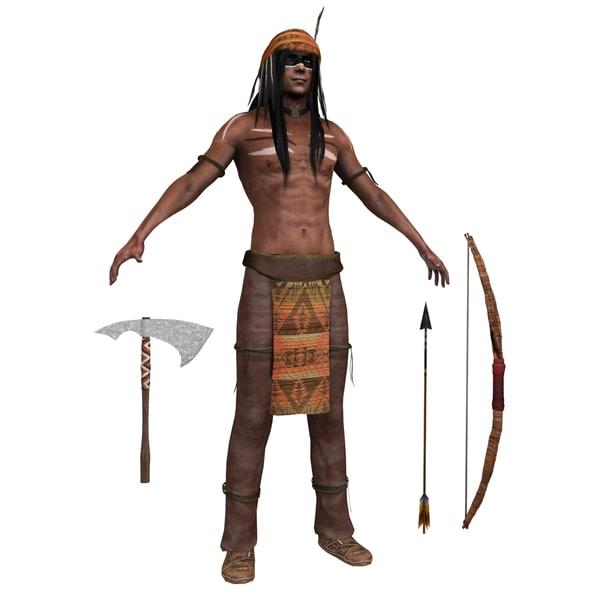 3D model native 2