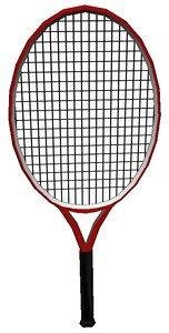 tennis racket 3D