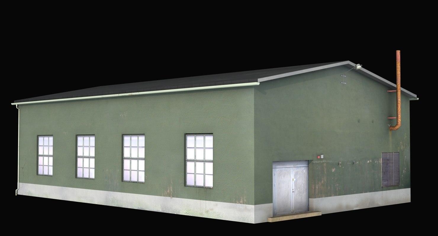 3D big workshop