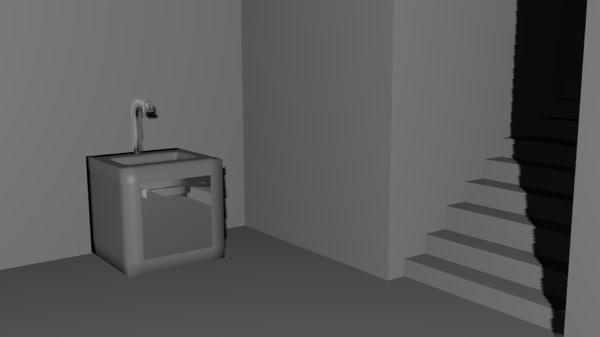 3D tap model