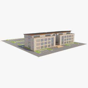 building office model