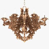 chandelier x2 model