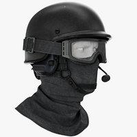 Police Ballistic Helmet