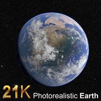 21k Earth
