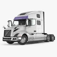 Volvo VNL 860 Truck 2018 Rigged
