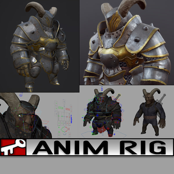 knight clunky model