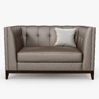 3D sofa chair company - model