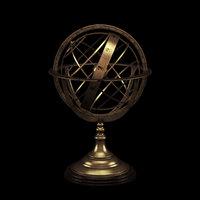 Eichholtz Globe L 3D