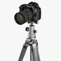 Canon EOS 5D Mark III Kit and Tripod Vanguard Alta Pro 2+