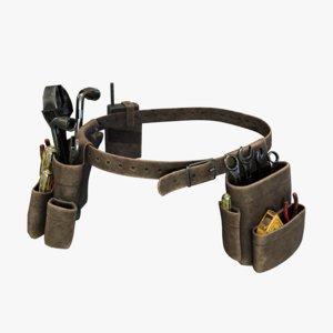 tool belt model