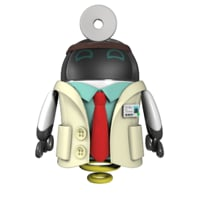 robots doctor drone model