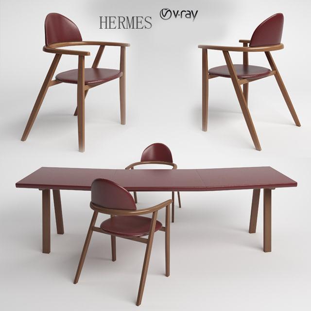 hermes 3D