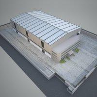 3D factory 5 industrial