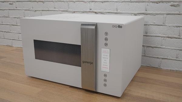 microwave oven gorenje 3D model