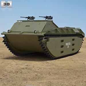 lvt-1 lvt 1 3D model