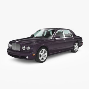 bentley arnage t 2005 3D model