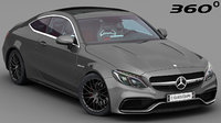 Mercedes-Benz C63 AMG Coupe 2018