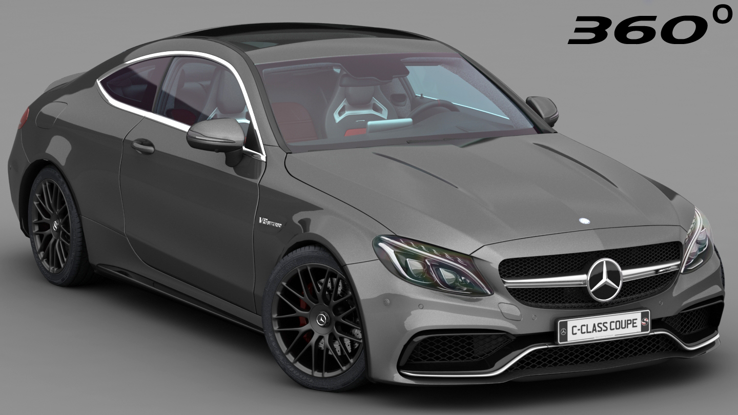 C63 Amg Coupe >> Mercedes Benz C63 Amg Coupe 2018