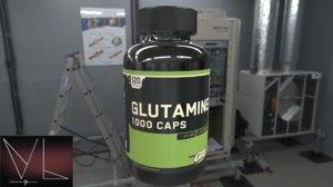 glutamine 3D