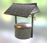village morrowind 3D model