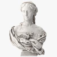 Countess Armand Bust