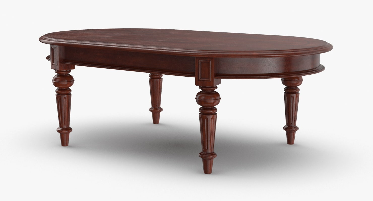 3D classical-coffee-table
