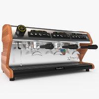 LaSpaziale Vivaldi II Coffee Maker 3 Portafilter