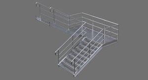 3D stair 1d