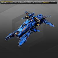 SF Frigate SR4