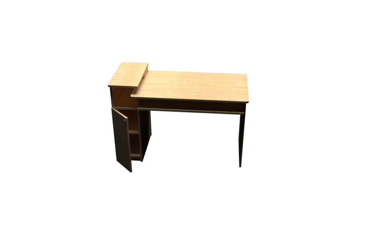 3D tabel model