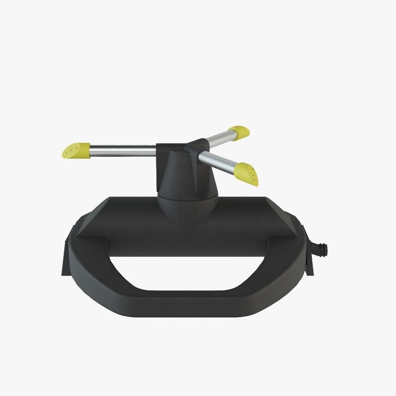 karcher circular sprinkler model