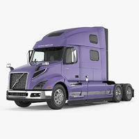 Volvo VNL 860 Truck 2018